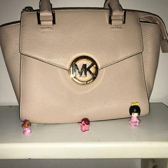 e2e447ad5ebe2 where can i buy michael kors hudson small satchel blush 77894 b71fb
